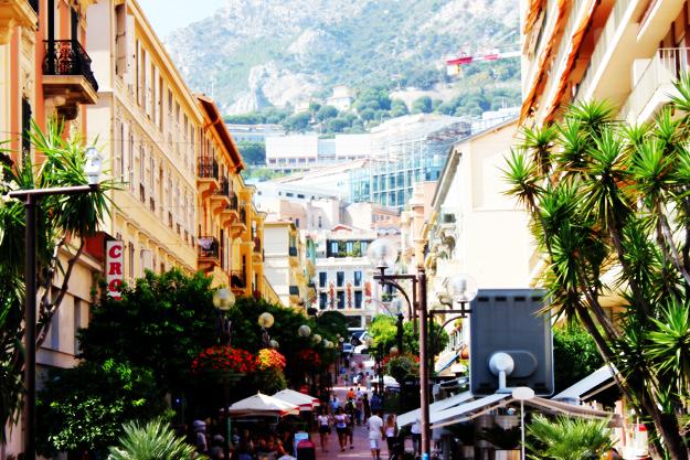 Monaco Монако Монте Карло